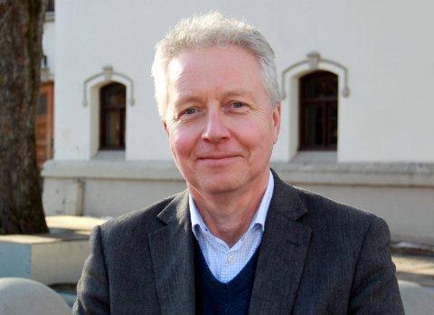 OPPFORDRING: Kommuneoverlege Jan-Arne Hunnestad med klar oppfordring til innbyggerne.