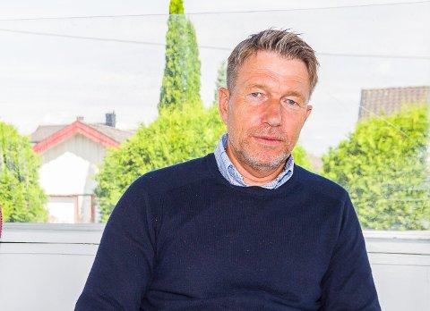 FAMILIEMANN: Familien kommer foran alt annet for Terje Aasland (56). På begynnelsen av 2000-tallet opplevde han alle foreldres største mareritt.