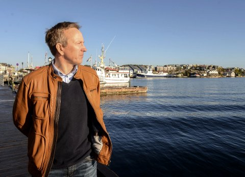 Bengt Endreseth i Møre og Romsdal fylkeskommune.