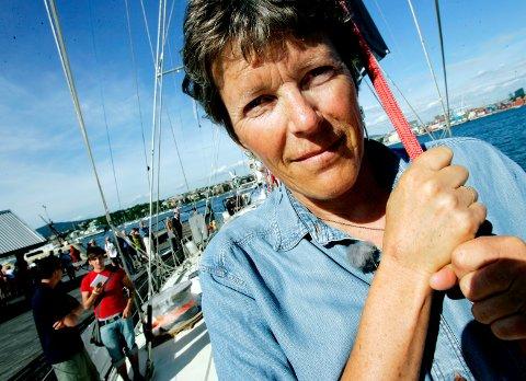 Polfarer og eventyrer Liv Arnesen skal holde foredrag under Atlanterhavsuka 2018. Hun skal også delta i padlemaraton.