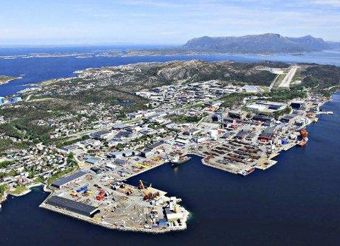 Vestbase og Kristiansund vil få enda mer å gjøre med olje- ogassaktivietet neste år. - 2020 blir vårt store glansår, mener rådgiver for oje og energi i Kristiansund kommune, Helge Hegerberg.
