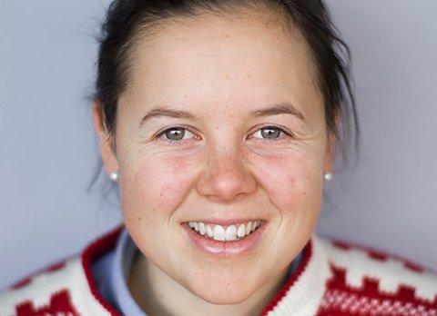– Det å få bidra til å ta norsk teknologi med et bærekraftsperspektiv ut i verden oppleves veldig meningsfylt og utrolig spennende, sier Synne Foss Budal i Nofence.