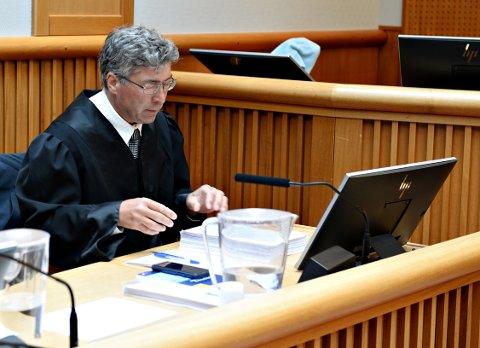 Høyesteretts ankeutvalg har enstemmig avvist anken fra Kristiansund kommune etter at Frostating lagmannsrett frifant rådgivingsselskapet Cowi. Her kommunens prosessfullmektig, advokat Kjetil Wedervang Mathiesen.