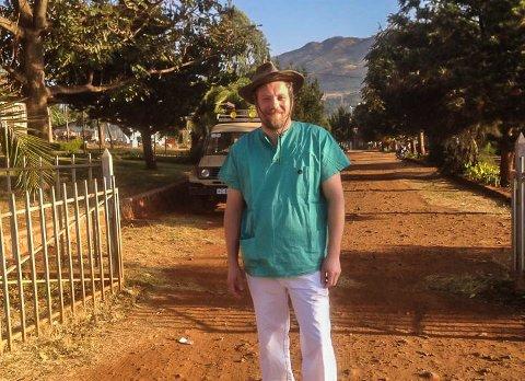 NATUROPPLEVELSER: Rundreisen til de etiopiske klinikkene byr ikke bare på vanskelige operasjoner for Tønsberg-kirurg Bjarte Tidemann Andersen, men også store naturopplevelser.