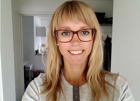 KREFT OG PÅRØRENDE: Irene Bjällhag er kreftkoordinator i Tønsberg kommune.