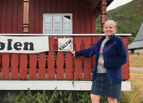 Etter et år med planlegging er Aagot Monsen på Kyrkjestølen klar for Filefjellsdagene