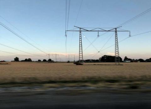 NOK ER NOK: Strømregningene er mer enn høye nok, mener Huseierne. (Illustrasjonsfoto)