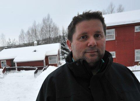 Lars Frode Jacobsen. Arkivfoto