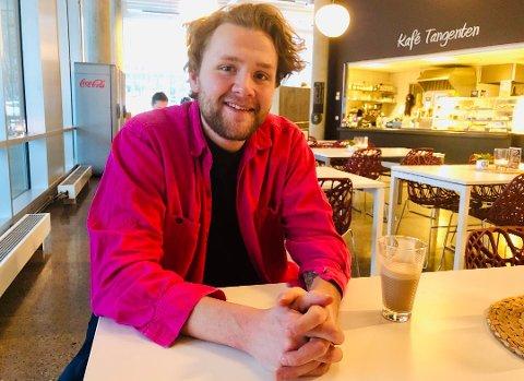 Martin Lepperød fra Nesodden fridde 1. januar, fikk ja og er igang med å planlegge bryllup.