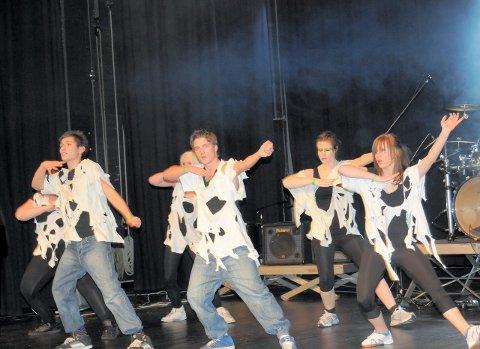 Dance for joy: UKM for Alvdal og Tynset finner sted i Kulturhuset og ungdommer til og med 20 år kan delta. Her fra et tidligere innslag med dansegruppa «Dance for joy».