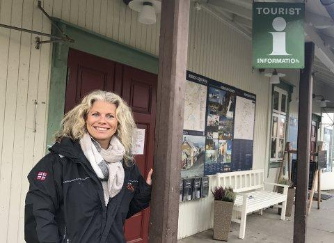 Gull verdt: Tove R. Martens, reiselivssjef i Destinasjon Røros, vil ta hele cirkumferensen mer i bruk. Arkivfoto: Guri Jortveit