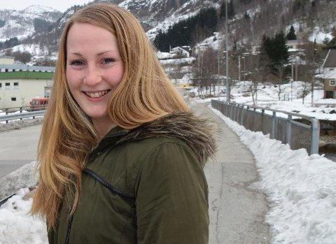 ENGASJERT: Linda Heskestad Corneliussen fra Heskestad reagerer på at Lund Høyre vil legge ned bygdeskolene.