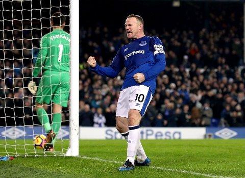 Everton og Wayne Rooney har funnet formen etter at Big Sam tok over på Goodison Park.