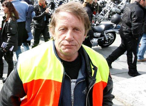Aksjonsleder Willy Padøy synes det er dumt at NLF ikke støtter transportaksjonen onsdag.