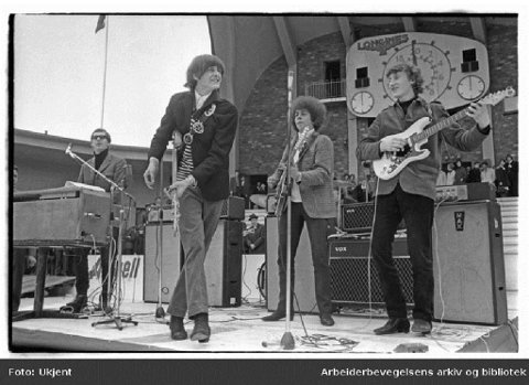 Denne gjengen herjet hitlistene på midten av 1960-tallet. Gitarist og låtskriver Trond Graff (til høyre) etterlyser fortsatt ekkomaskinen han blant annet brukte på låten «Ebb Tide».