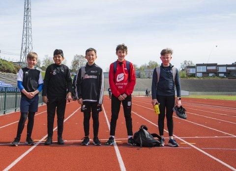 Mange konkurrerer om de fire ledige plassene i 8. klasse på NTG på Stadion. Blant dem var Ask Straume Karlsen, Zain Chaudry, Daniel Brakstad Kang, Rolf Håkon Løtveit Alstad og Herman Sørensen.