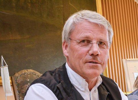 Hellik Kolbjørnsrud mener næringslivet i Sigdal og Krødsherad vil ha mye å hente på å danne et felles næringsselskap.