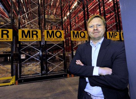 AKTUELL: Jostein Lunde er het kandidat etter å overta for Arne Erik Olsen som styreleder i FFK. Foto: Trond Thorvaldsen