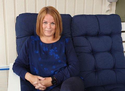 Gleder seg: Solveig Ringsell Martinsen tar fatt på jobben som rektor på Borge barneskole til høsten.