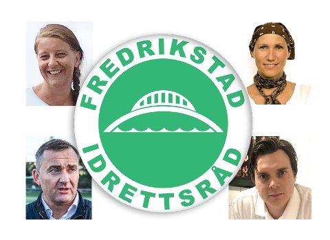 Trakk seg: Stine Christensen (øverst til venstre) og Nils Malcolm (nederst til venstre) trakk seg denne uken fra FRID-styret med umiddelbar virkning. Styreleder Liselotte Verbeek beklager fratredelsen, men hverken styreleder eller daglig leder Stefan Løkse vil kommentere avgangen ytterligere.