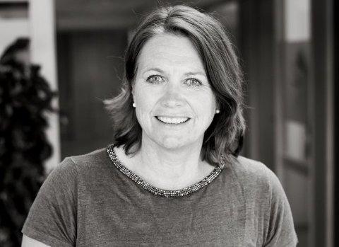 TOK TAK: Hanne Eek, konserndirektør i Franzefoss Minerals, har greid å få på plass 150.000 kroner til hurtigbåten i løpet av fredag.