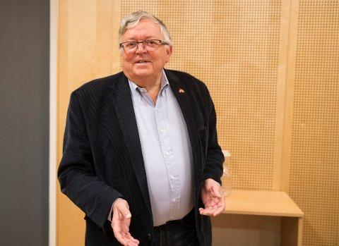 Advokat Per Arne Flod.