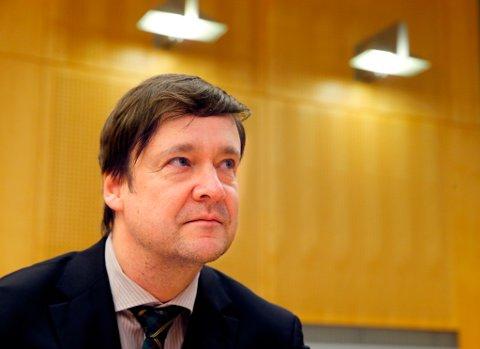 – Det hefter intet galt ved oppussingen så langt vi kjenner til, sier Eirik Jensens forsvarer, advokat John Christian Elden. Foto: Terje Pedersen / NTB scanpix