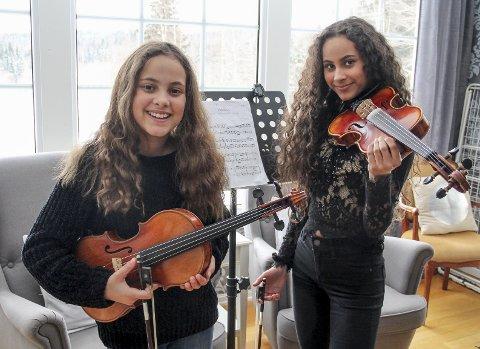 Vinner de publikum? Amalie og Sara Lorch-Falch fra Magnor er i semifinalen i Norske Talenter. Det er tv-seerne som avgjør om de får finaleplass. Se dem på TV2 fredag.