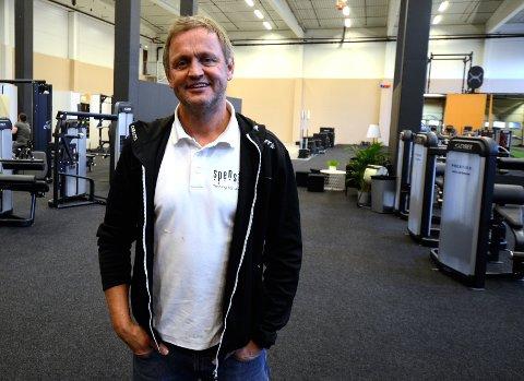 ETTERLENGTET: Geir Arne Bjune, daglig leder ved Spenst i Lillehammer, fikk like før jul et etterlengtet brev fra kommunen om brukstillatelse i Søre Ål.