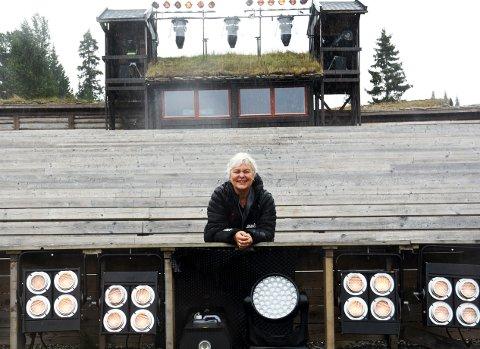 Ny kuntnerisk leder i Peer Gynt as, Ellen Horn, har neste års Peer-team på Gålå klart.