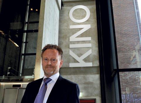 BESTE PÅ OVER 40 ÅR: Kinosjef Espen Jørgensen i Hamar rapporterer om det beste kinobesøket på over 40 år.