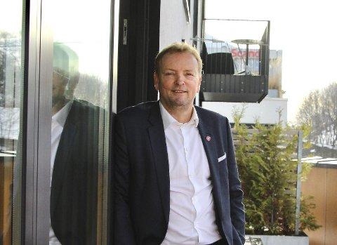 MER STØTTE: Stortingsrepresentant Terje Halleland (Frp) mente at Haugesund Lufthavn trengte mer økonomisk støtte i den vanskelige situasjonen flyplassen er i. Nå er det vedtatt.