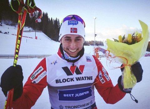 SPENNENDE: Jarl Magnus Riiber gleder seg til å besøke Helgeland.