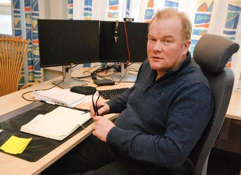 Bjørn Inge Mo, fylkesrådsleder