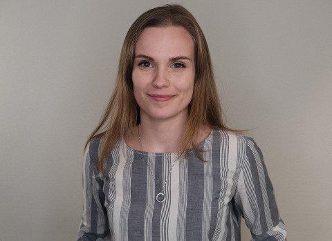 LEDERVERV: Runa Kristine Fiske fra Sørumsand er ny leder i hovedutvalg for kultur i Lillestrøm kommune.