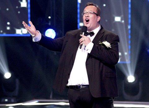 EN GOD OPPLEVELSE: Jan Kristian Hverven fikk sin tv-debut i «All together now». FOTO: KARINA HALVORSEN GRAVDAHL