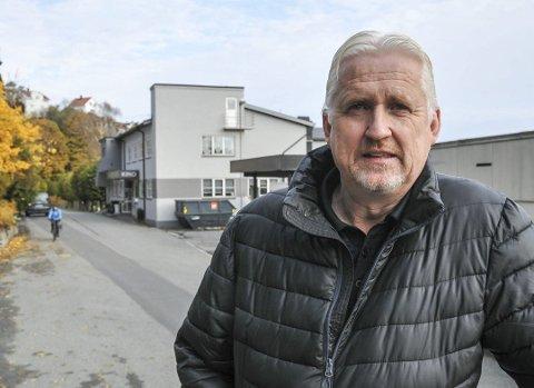KREVER BEHANDLING: Høyres gruppeleder Reidar Skoglund slår seg nå sammen med Rødt, SV og MDG i kravet om ny politisk behandling av av Kommuneskauen. (Arkivfoto: Per Eckholdt)