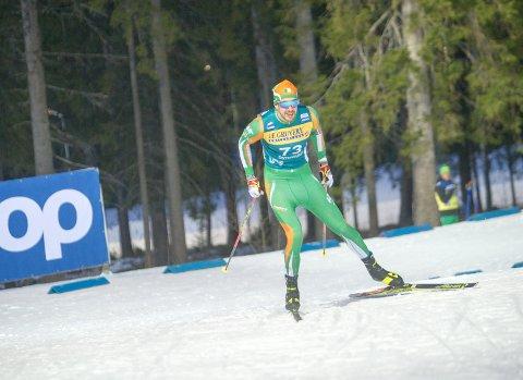 TOPP 30: Thomas Hjalmar Westgård ble nummer 26 på søndagens femmil i VM i Oberstdorf, som var mesterskapets siste øvelse.
