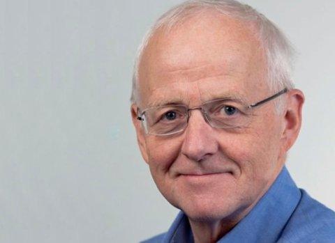 Torstein Vik, far og professor emeritus i barnesykdommer ved NTNU, Trondheim