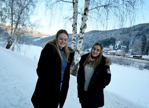 Fjellgodt UB består av Anna Stormyrengen og Inga Hansen Horgen.