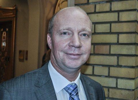 BEKREFTER: Stortingsrepresentant Ketil Kjenseth fra Oppland Venstre bekrefter at NTNU på Gjøvik får 35 nye studieplasser når revidert nasjonalbudsjett legges fram i dag.Arkivbilde