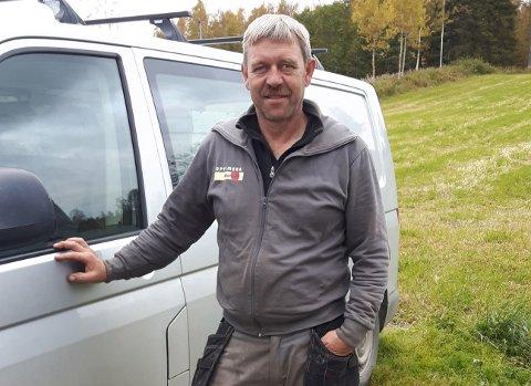 NOMINERT: Kurt Haugen er utdannet tømrer med svennebrev. Han blir omtalt som en «toppidrettsutøver» innen sitt fag.