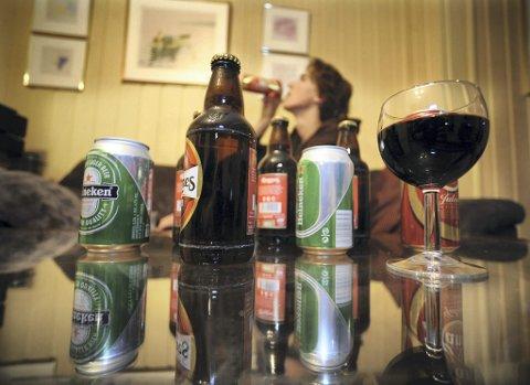 PROBLEM: – Det er rundt 90.000 barn i Norge med foreldre som har problemer med alkohol, i følge Folkehelseinstituttet.