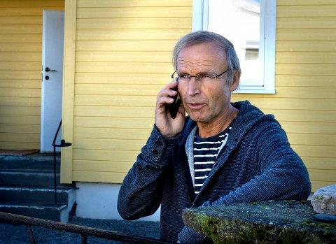 MINIKURS: Rødt-politiker Mick Hall er kritisk til pensjonistmodellen. I kveld arrangerer Røde pensjonister minikurs om modellen.