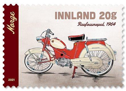 Raufoss-mopeden