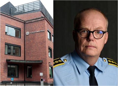 MÅ PRIORITERE: Politiet i Innlandet har utfordringer med kapasiteten både for påtale og etterforskning, men ingen alvorlige saker blir henlagt, mener påtaleleder Johan Martin Welhaven.