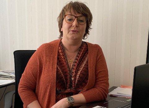 KAMP: Ina Dølerud er rettshjelp for den som står alene mot NAV.  - Det er noen saker som jeg har som får meg til å lure, innrømmer hun.