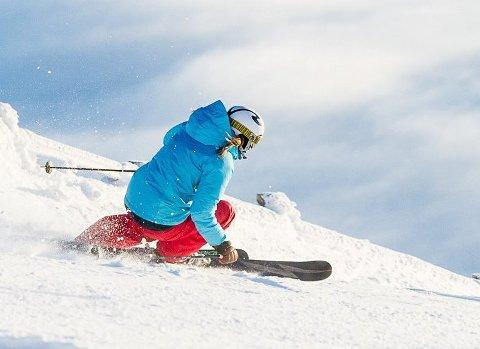 TIDLIGSKI: Fra og med lørdag blir det mulig å kjøre tidligski i Trysilfjellet.