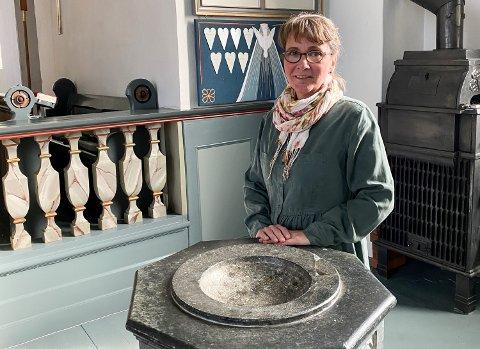 VERDIVALG: Elisabeth Vestgård blir ny kapellan i Løten. Hun gleder seg spesielt til å treffe konfirmantene.