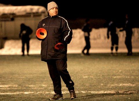 STORE ENDRINGER: Sport- og markedssjef i Nybergsund IL Trysil, Ola Brenden, legger ned mange timer i å komponere Sundet 2021. Om han sjøl er kandidat til å trene laget, vil han ikke kommentere.